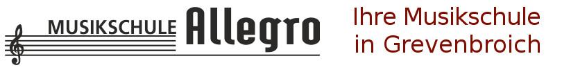 Musikschule Allegro Grevenbroich - Musikunterricht der Spaß macht